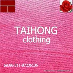 C 21*21 108*58 3/1 twill 190gsm cotton twill fabric wholesale