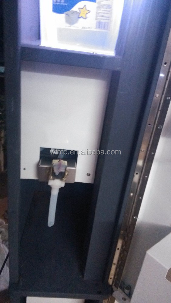 automatic detergent dispenser washing machine
