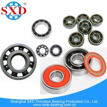 Ceramic hybrid ball bearing 6938, great speed, low noise, wearproof, long service life, rock bottom price, made in China