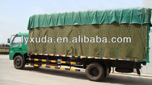 650gsm panama fabric of pvc coated tarpaulin for truck cover