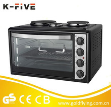 KMO48HG-AA 48L double glass door big electric toaster pizza oven