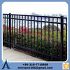 Aluminium Black LOOP Top Pool Fence /Fencing 2400mm x 1200mm