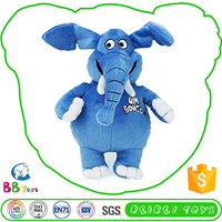 Factory Supply Best Quality Competitive Price Stuffed Animals Elephants Toy