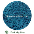 Pigment bleu pour lustre en céramique, en céramique de couleur pigment bleu