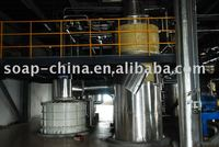 fatty acid neutralization plant (soap noodles making machine )