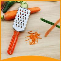 kitchen gadget manual potato peeler with plastic handle for vegetable