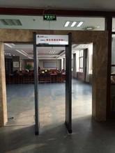 anti-theft walk through gate security alarm system metal detector copper