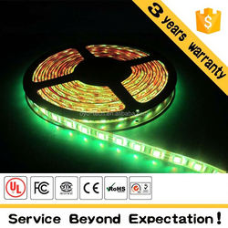 2015 new product smart lighting 3 line white/warm white tunable led strip light
