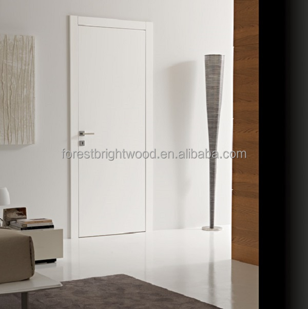 Solid core flush interior doors images Flush interior wood doors