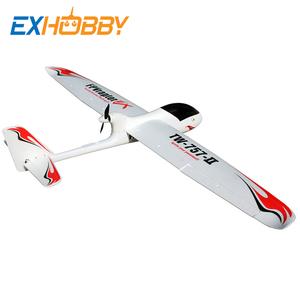 Легкий вес и прочный EPO крыла из бальзового дерева rc самолет комплекты