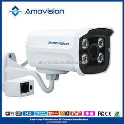 Wireless 960P HD Megapixel IP Camera, Outdoor Bullet Ip Camera Waterproof Support Two Way Audio Iphone/ipad/android/ PC