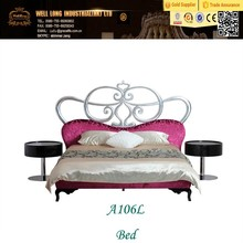Italy Style Classic Princess Bed