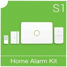 Hot sales Alarm anlage Kit IOS and Android APP GSM wireless alarm system S1 for Home