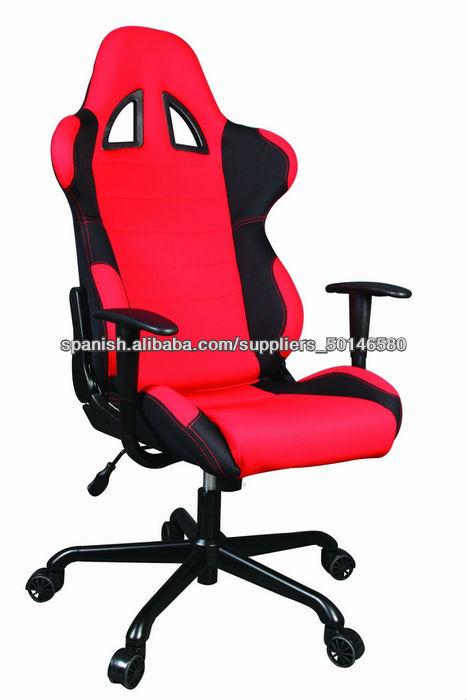 Silla de oficina racing presidente racing seats os for Silla de oficina racing