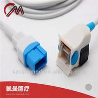 new product Spacelabs finger clip 10 pin spo2 sensor,medical equipment,Ultraview