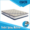 ANP-FP30 Pillow Top Natural Latex Mattress with Pocket Spring