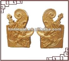 colorful wholesale ceramic figurines asphalt shingles tile