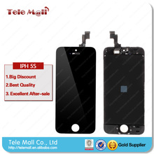 Hot sale for iphone 5s lcd and digitizer original, lcd for iphone 5s original digitizer