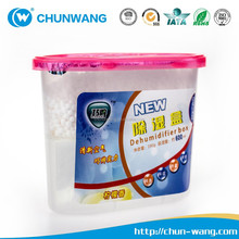 2015 Chunwang Original Products Home Dehumidifier Gel Desiccant Box for Bedroom