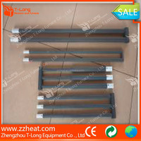 1400C W type electric silicon carbide rod/ SiC heating element/SiC heater