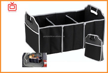 as seen on tv foldable car Boot organiser shopping tidy heavy duty collapsible storager