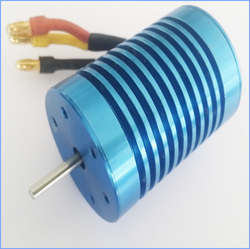Brushless dc motor for unmanned plane
