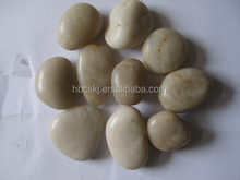 Natural Cobble Stone / River Rock Pebbles for Landscaping