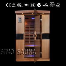 Low EMF Carbon Heater Far Infrared Sauna Room gypsum board design living room