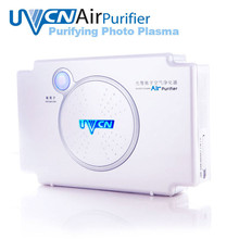 To formaldehyde OEM green air purifier ionizer