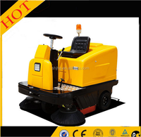 electric street sweeper with CE ISO901 certificate Shanghai factory FLOOR SCRUBBER