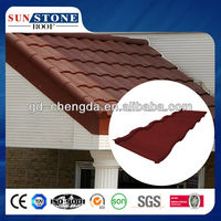 Stone coated decorative metal roofs round house roof