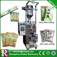 Sauce / paste / pasty liquid / lotion / shampoo sachet packing machine