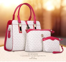 3PCS set bag Designer handbag for women with good leather factory price