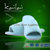 Factory direct supplying high quality airline/washable hotel guest spa slipper/Hotel soft slipper with low price