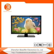 Small Size High-resolution FHD TV with ATV &DTV DVB-T/T2/C/S/S2