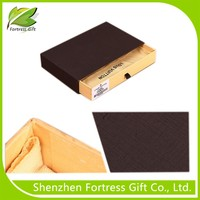 Small wallet packaging box and brand wallet gift box & wallet packaging box