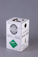 Mixed refrigerant gas R406a