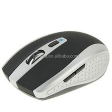 Bluetooth 3.0 Optical Mouse, Working Distance: 10m(Silver)