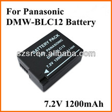 1200mah DMW-BLC12 For Panasonic batteries manufacturers in china