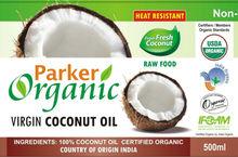 Extra Virgin Coconut Oil - GMP