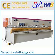 placa de corte hidráulico de la máquina para la venta