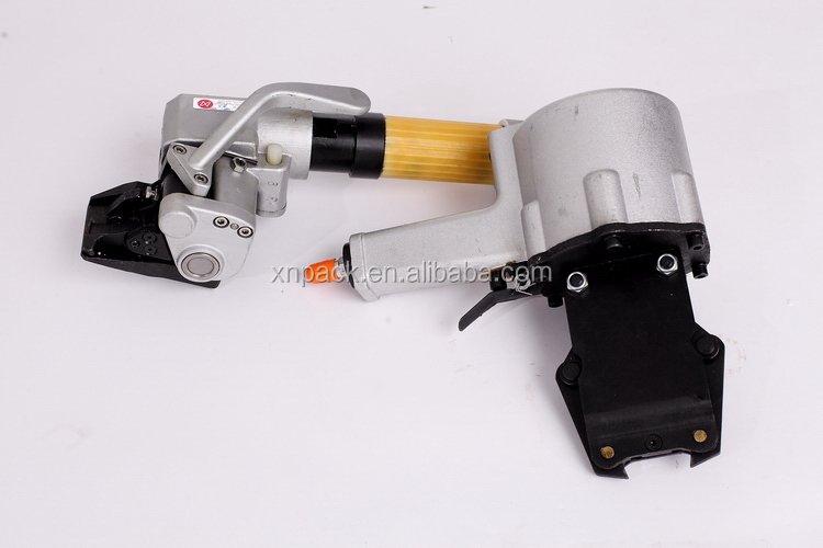 steel strapping tool pneumatic steel tensioner and sealer KTY 32(xjt)02