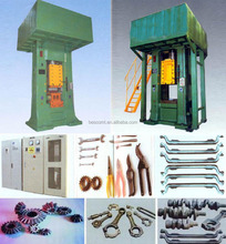 40000 ton electric screw forging machine specific for adjusting pad iron forming CE ISO approved