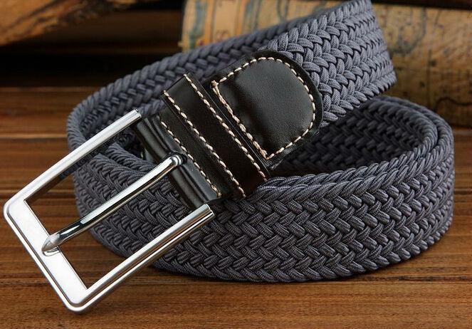 mens de golf tissu color mode ceintures ceinture lastique bande en tissus id du produit. Black Bedroom Furniture Sets. Home Design Ideas
