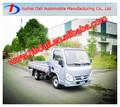 de la marca yuejin mini camión de carga para el transporte de alimentos