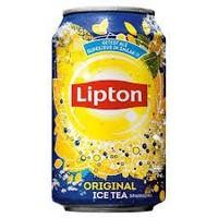 lipton ice tea 330ml Can