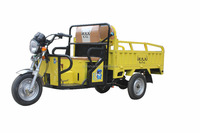 2015 Latest Cheap Practical van Cargo Tricycle and electric tricycle