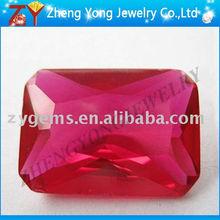 esmeralda corte suelto de piedras preciosas ruby imágenes