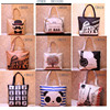 2014 cheap wholesale canvas tote bag ,tote bag blank