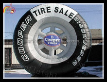 big outdoor Inflatables model product /inflatable Inflatable Tires Model